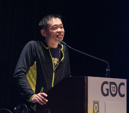 Keiji Inafune at GDC 2012