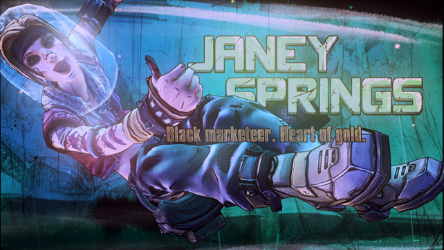"""Janey Springs Eternal"" Poster Image"
